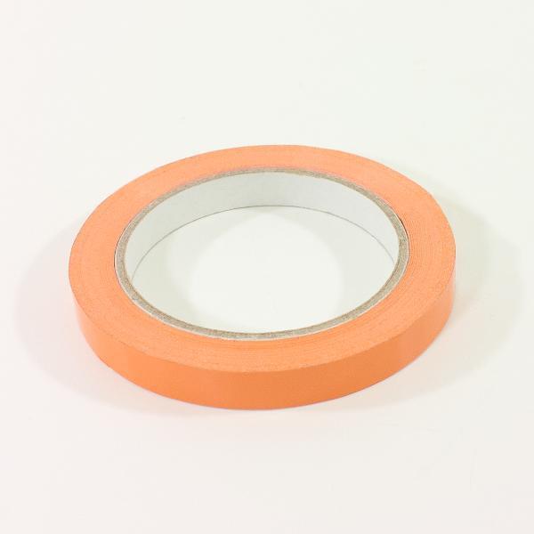 PVC Klebefilm orange z.B für Beutelverschließer 66m, 12m...