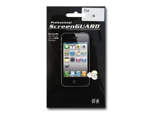Screen Guuard Display-Schutzfolie für iPhone 4