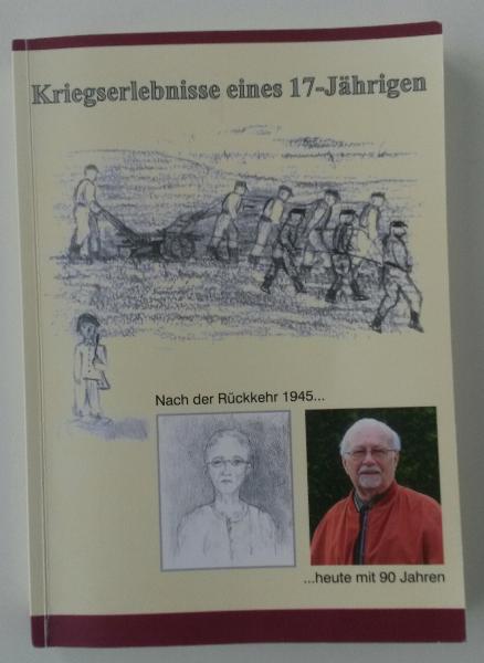 Buch Kriegserlebnisse eines 17 jährigen von Lorenz Graus...