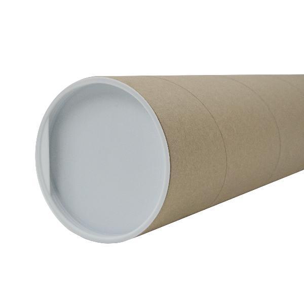 itenga Versandrolle Versandrohr 1m - 100cmx10xcm Pappe