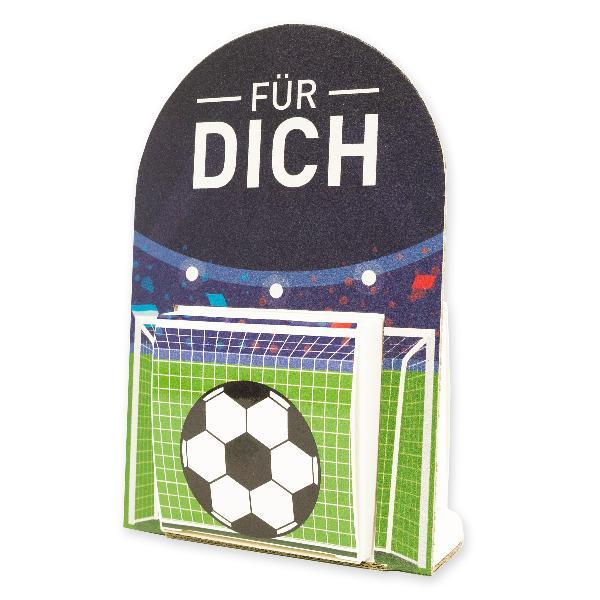itenga Geldgeschenkverpackung Fußballstadion Für Dich