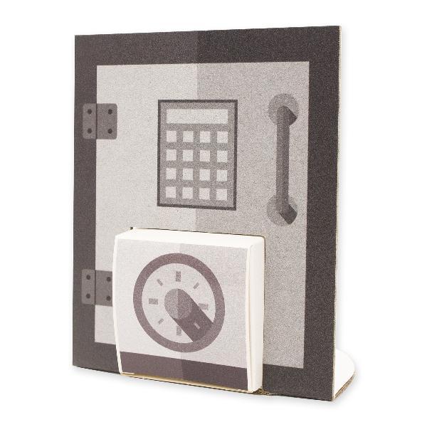 itenga Geldgeschenkverpackung Tresor Safe