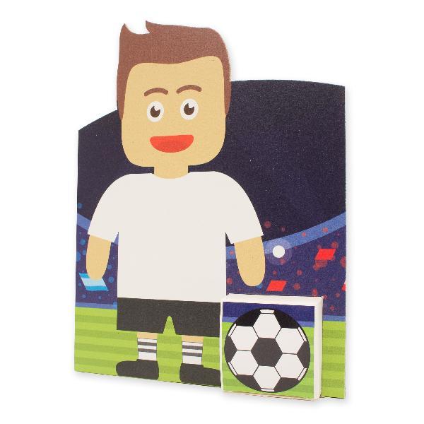 itenga Geldgeschenkverpackung Fußballer