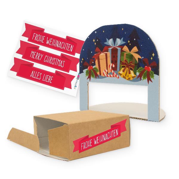 itenga Geschenkverpackung Geschenke (Motiv 34)