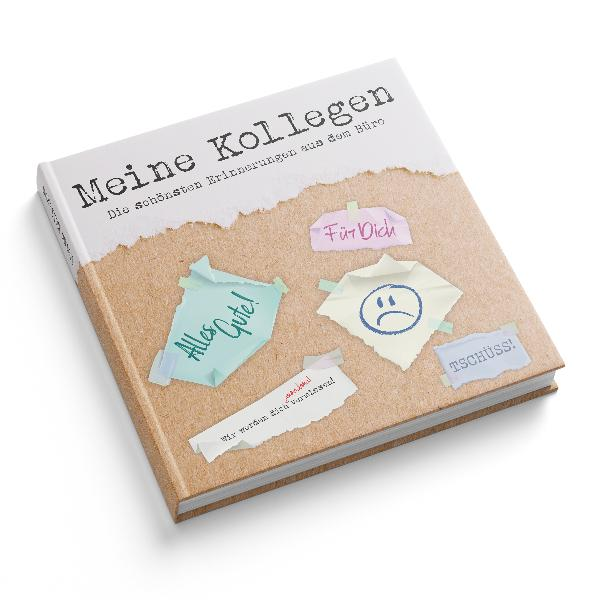 itenga Gästebuch Meine Kollegen Freundebuch 88 Seiten ...