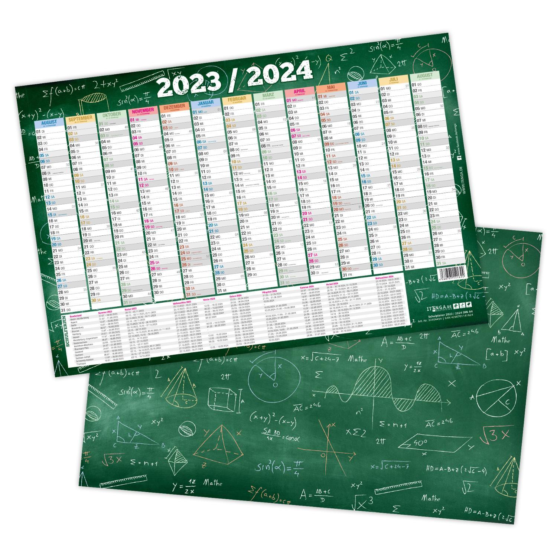 itenga Schülerkalender Schuljahr 2021 2022  DIN A4