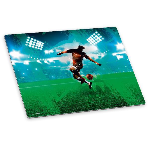 itenga Deluxe Schreibtischunterlage Fußballer 50x40 cm A...