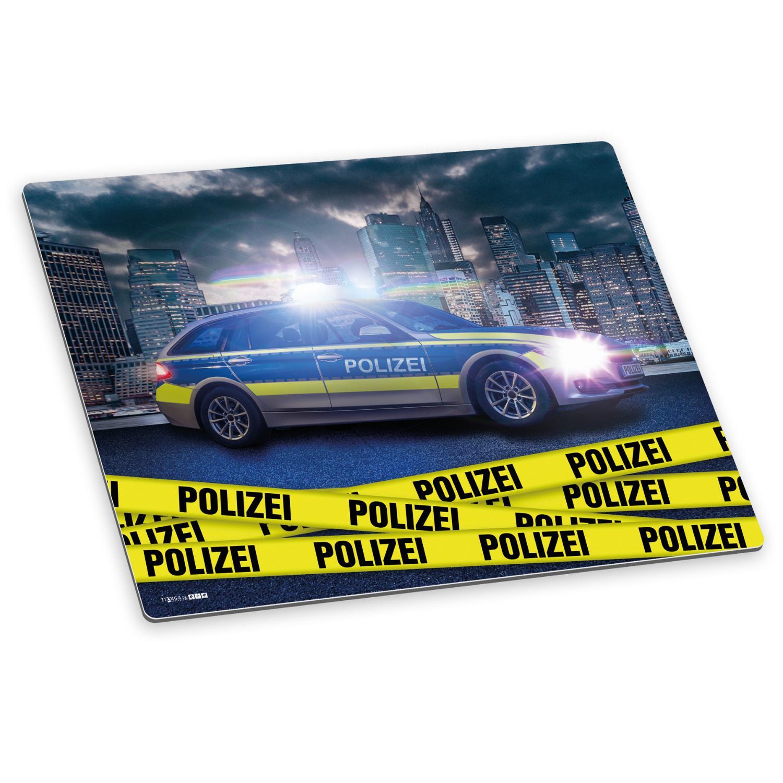 itenga Deluxe Schreibtischunterlage Polizei 50x40 cm A3 ...
