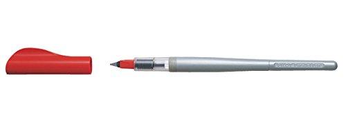 PILOT Kalligraphie-Füllhalter Parallel Pen, rot