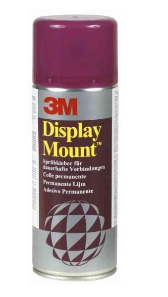 3M Scotch Sprühkleber Display Mount, 400 ml