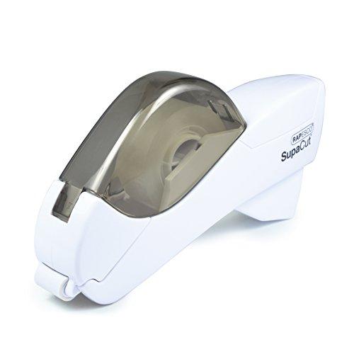 RAPESCO automatischer Klebefilm-Abroller SupaCut, weiß