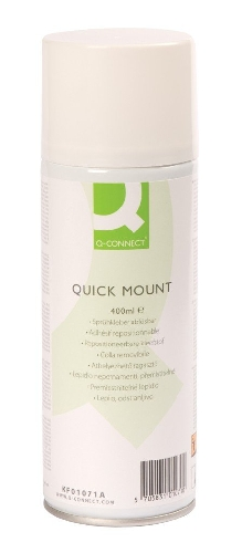 Sprühkleber Quick Mount 400ml