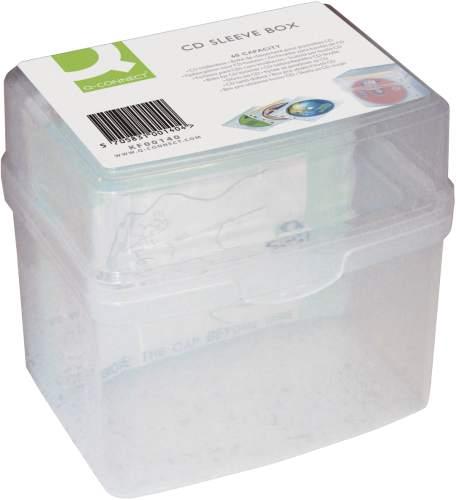 CD-Sleeve Box für 60CDs