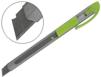 Cutter Metallführung silber
