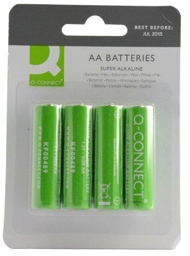 Batterie 1,5V 4ST Mignon AA