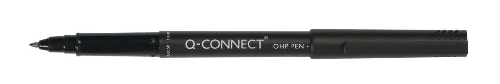 #10xQ-CONNECT Overheadstift  schwarz