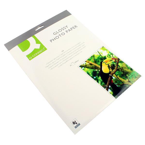 Inkjet Fotopapier A4 20BL