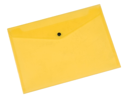 #12xAktentasche A4 quer gelb