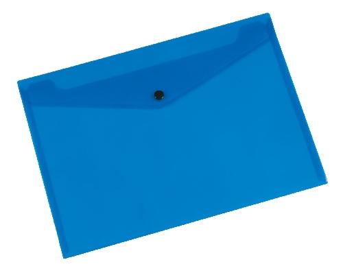 #12xAktentasche A4 quer blau