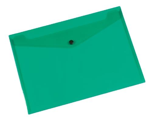 #12xAktentasche A4 quer grün