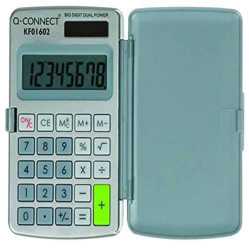 Taschenrechner 8-stellig Solar