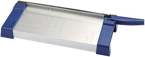 Hebelschneidemaschine A4 blau/silber