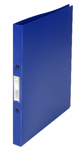 Schulordner A4 d.blau
