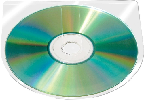 CD-Hülle selbstklebend 10ST