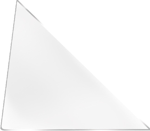 Dreiecktasche selbstklebend 10ST