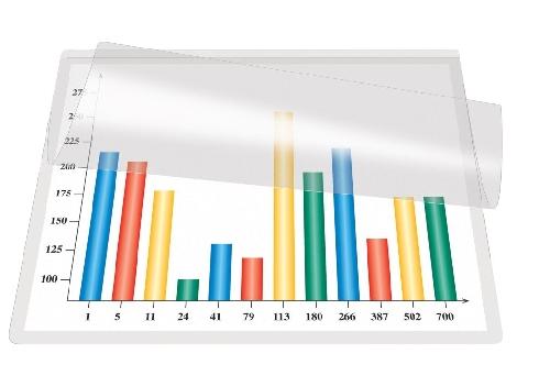 Kaltlaminierhüllen  DIN A4 Pack mit 5