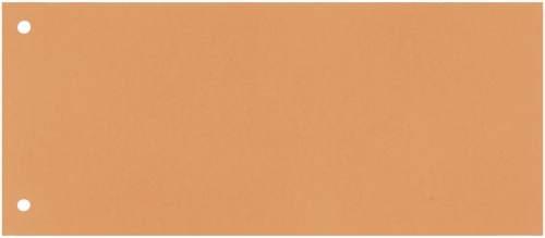 Trennstreifen 10,5x24cm 100ST orange