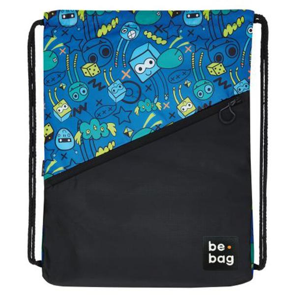 herlitz Sportbeutel be.bag be.daily monster party