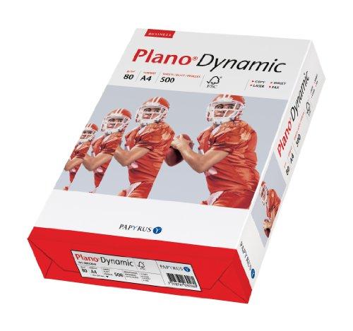 PAPYRUS Multifunktionspapier Plano Dynamic, A4, 4-fach