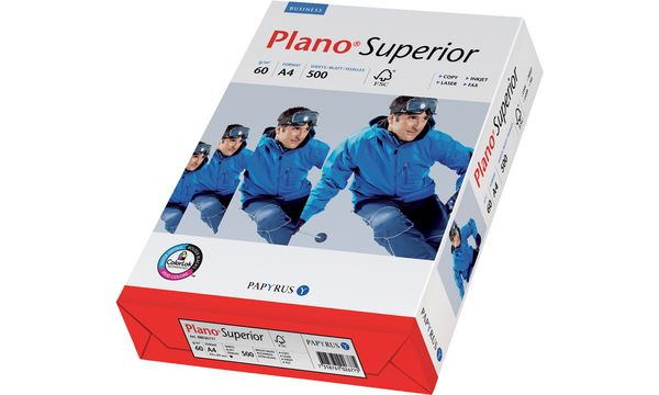PAPYRUS Multifunktionspapier Plano Superior, A4, 160 g/qm