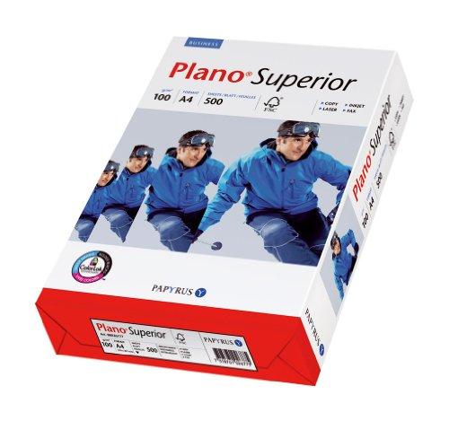 PAPYRUS Multifunktionspapier Plano Superior, A4, 100 g/qm