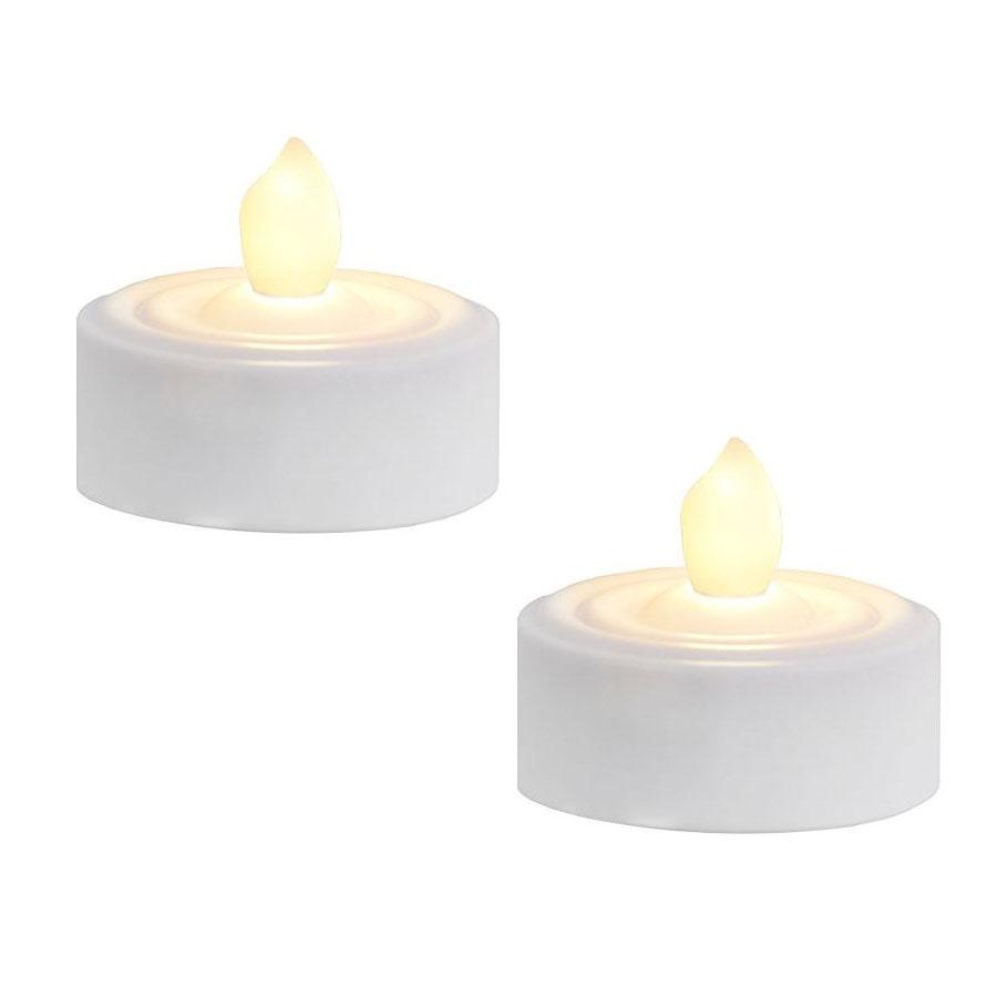 Best Season LED Teelicht Kerze 2 Stück 068-05
