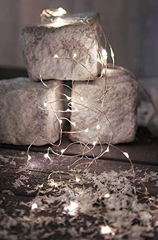 Best Season DrahtLichterkette 46er LED Bouquet Strings 1...