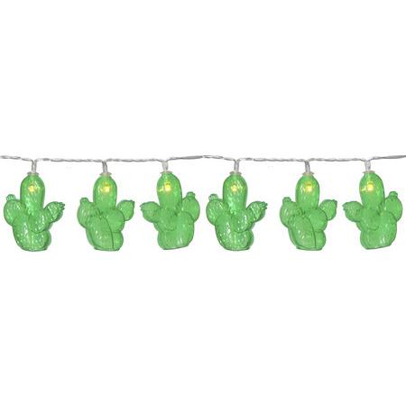 LED-Party-Kette Partylight Cactus 10teilig