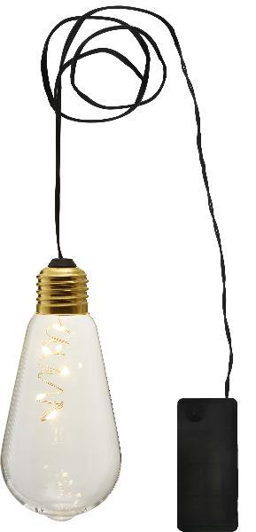 LED-Deko-Licht Glow 5 warmwhite LED,Glas 700-05