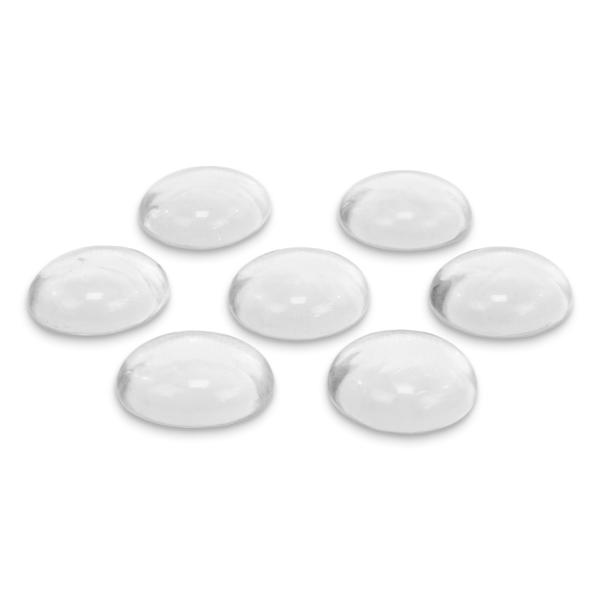 GLOREX Glas-Nuggets, 200 g, transparent