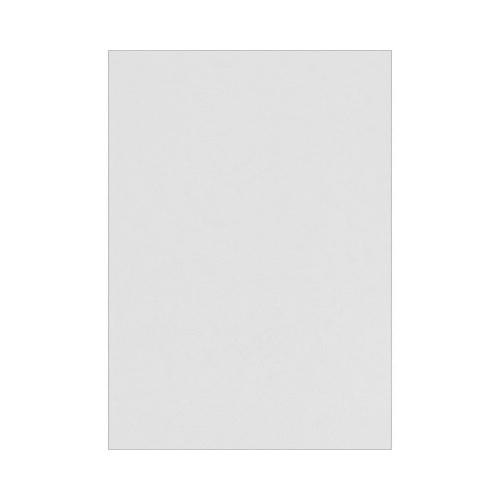 pavo Einbanddeckel, Lederstruktur, DIN A4, weiß