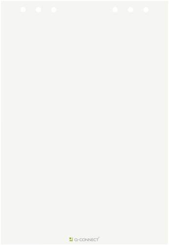 #5xFlipchartblock 80g UWS glatt blanko