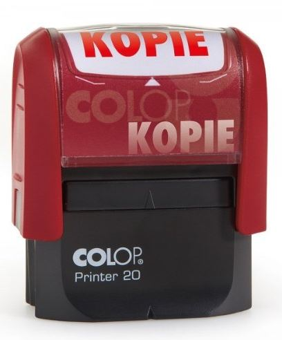 COLOP Textstempel Printer 20 KOPIE, mit Textplatte