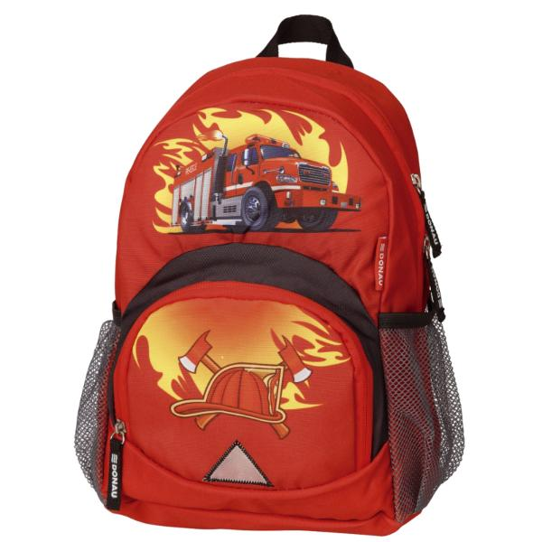 Kinderrucksack Feuerwehr