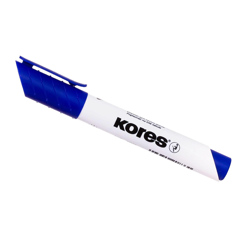 Kores Whiteboard- & Flipchart-Marker K MARKER, blau