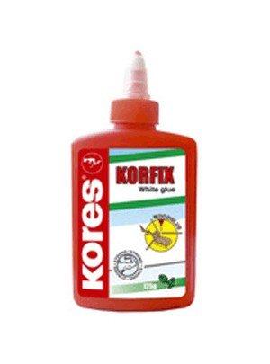 Kores Bastelkleber KORFIX, lösungsmittelfrei, 125 g, weiß