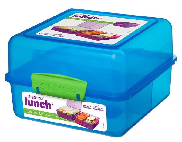 Sistema Lunch Cube blau 1,4l