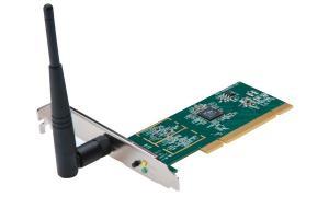 DIGITUS Wireless LAN PCI Adapter, 150 MBit/Sek.
