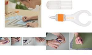 FISKARS Ersatzklingen für Finger-Drehbastelmesser 4147