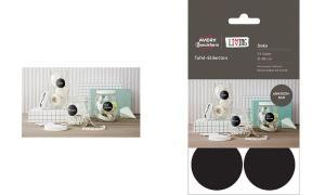 AVERY Zweckform LIVING Tafel-Etiketten, 48,5 x 97 mm